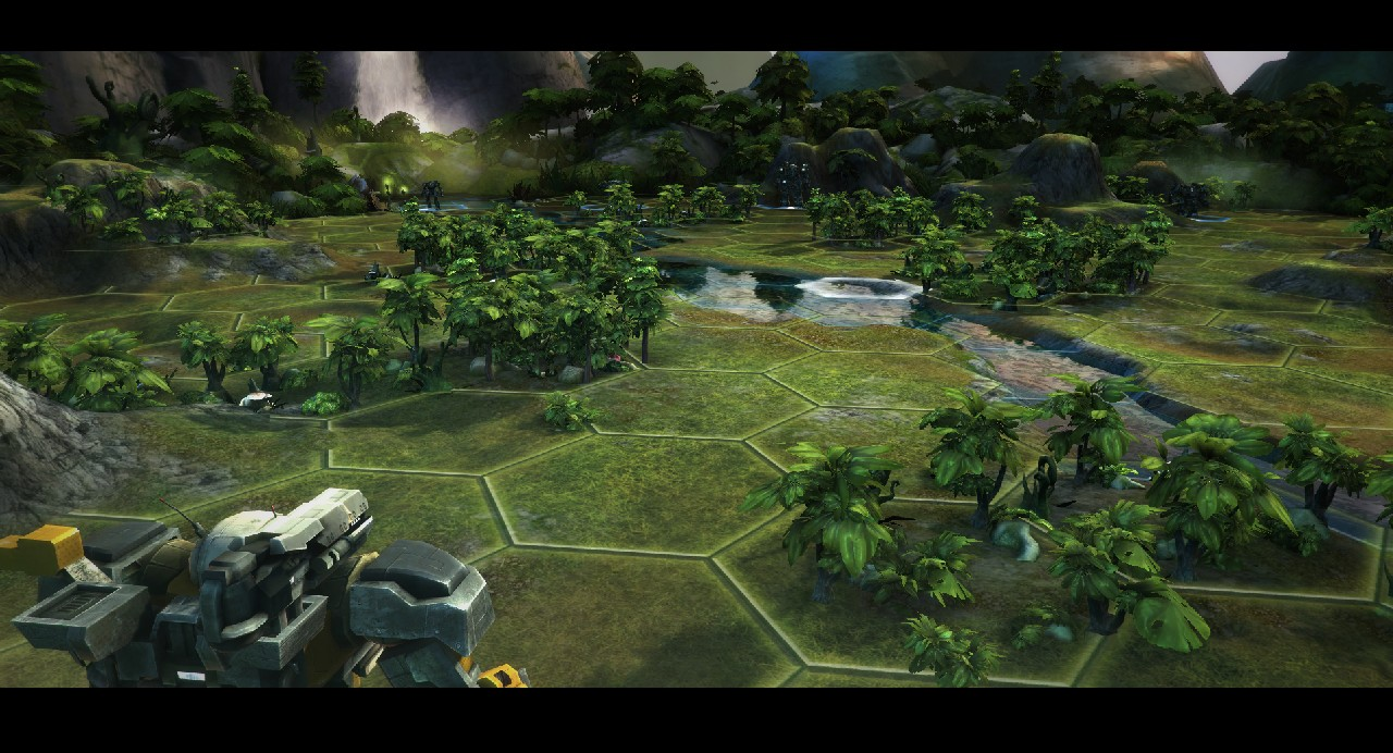 První obrázky z MechWarrior Tactics 61490