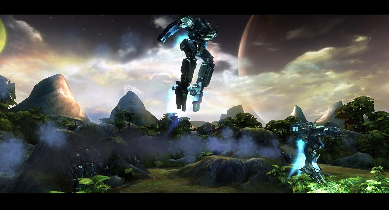 První obrázky z MechWarrior Tactics 61491