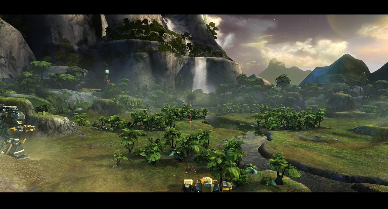 První obrázky z MechWarrior Tactics 61493