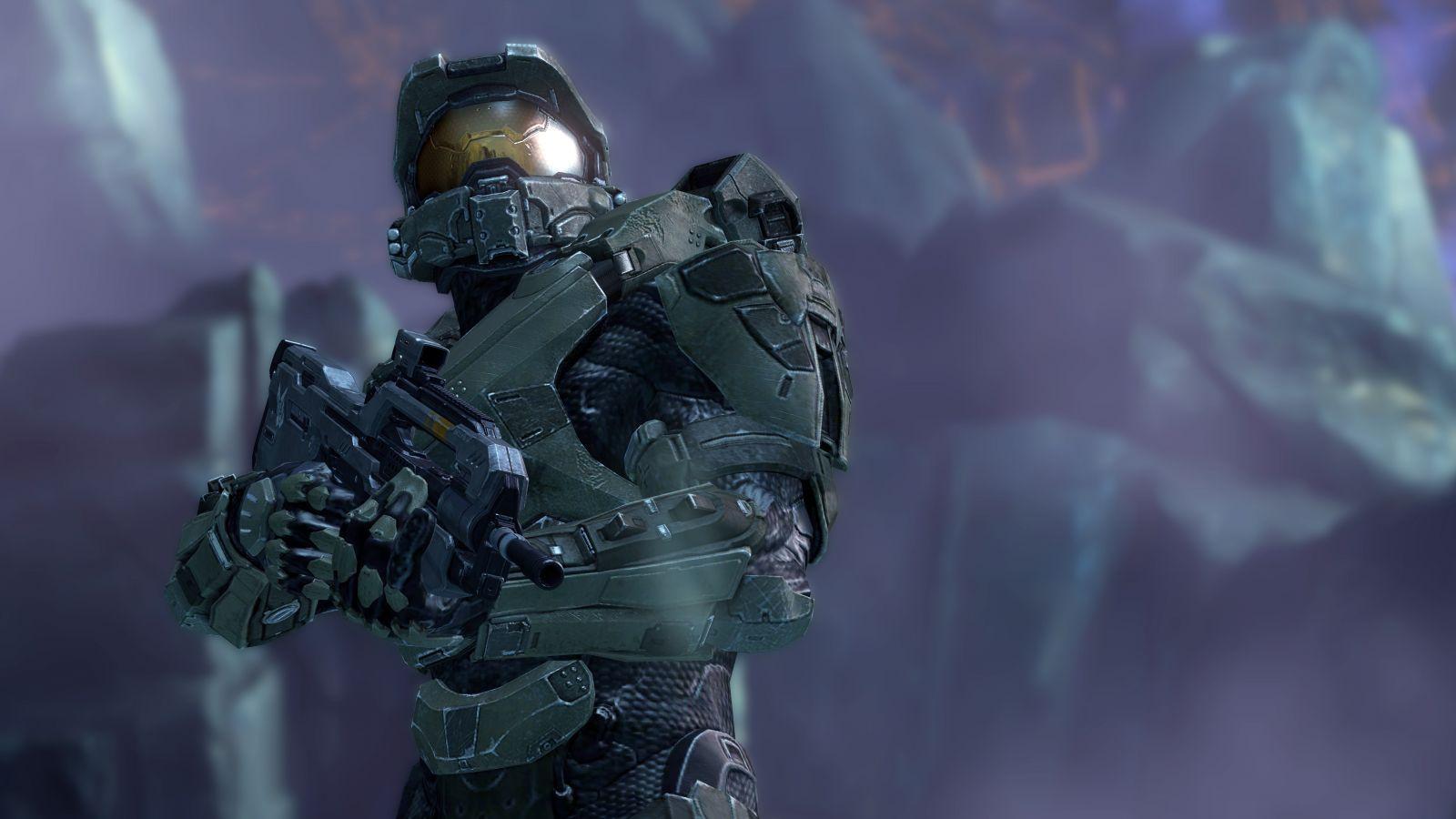 Nové obrázky z Halo 4 a lákání vývojářů na grafiku 61508