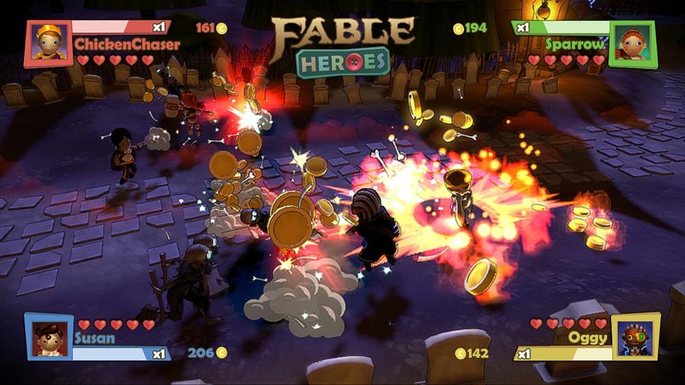 Fable Heroes oficiálně odhaleno 61519