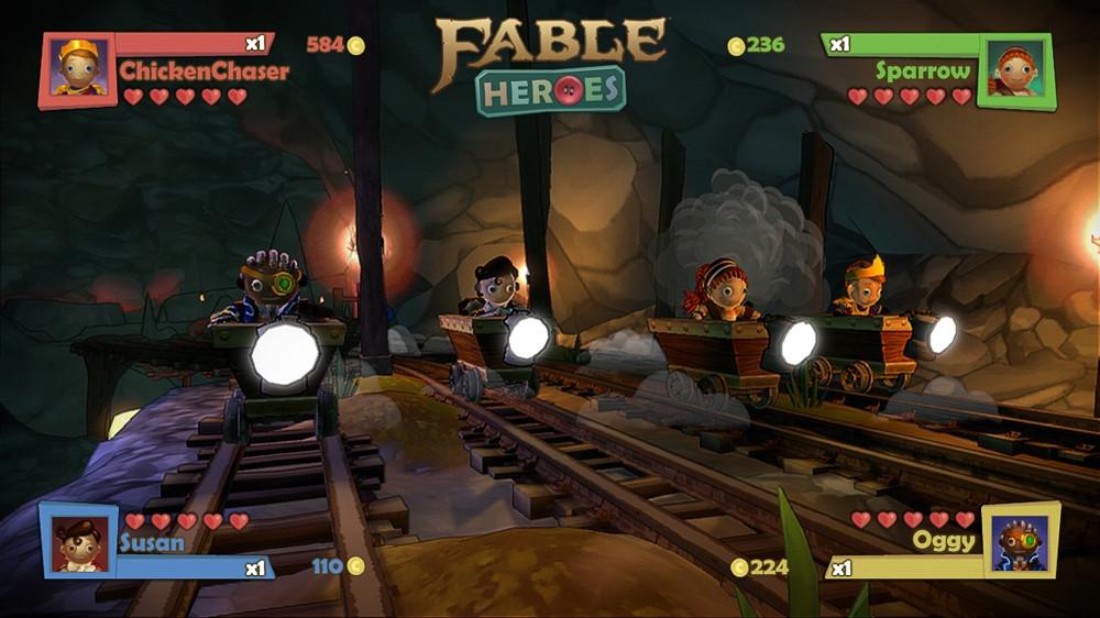 Fable Heroes oficiálně odhaleno 61520