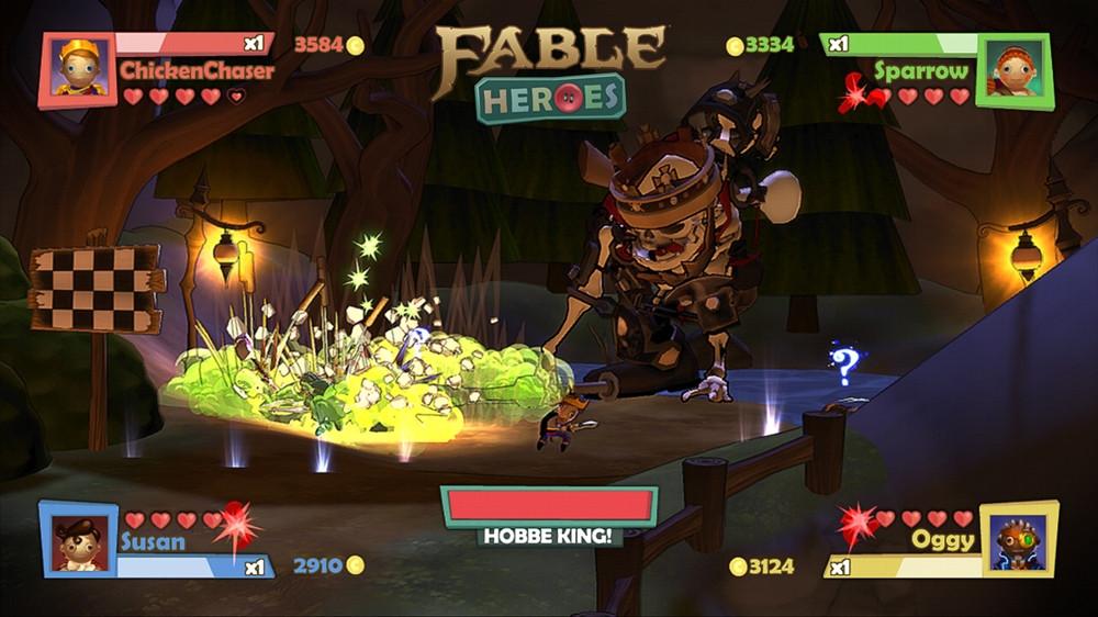 Fable Heroes oficiálně odhaleno 61521