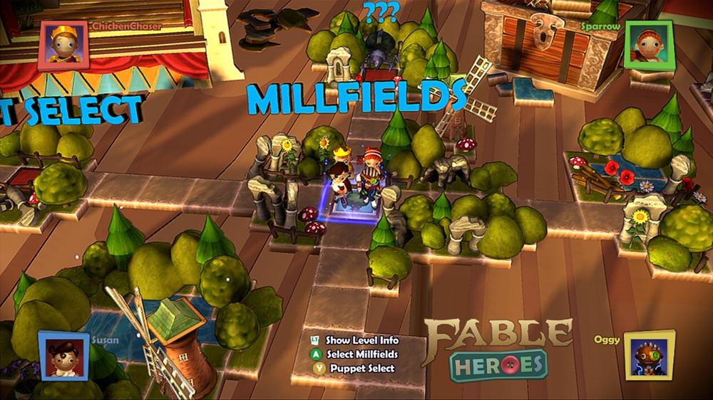 Fable Heroes oficiálně odhaleno 61522