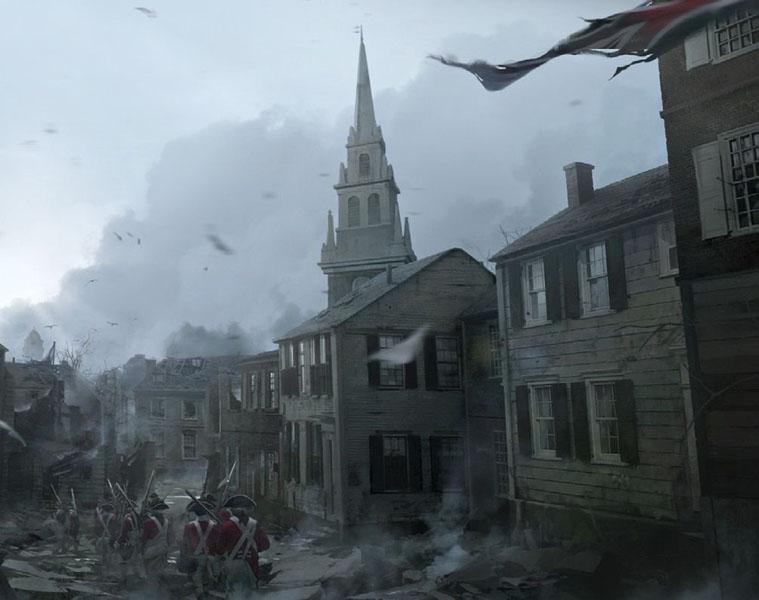 Dva nové artworky z Assassin's Creed 3 61529