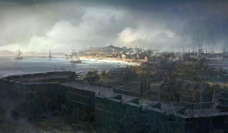 Dva nové artworky z Assassin's Creed 3 61530