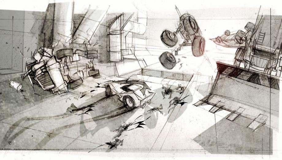 První artworky z Carmageddon: Reincarnation 61546
