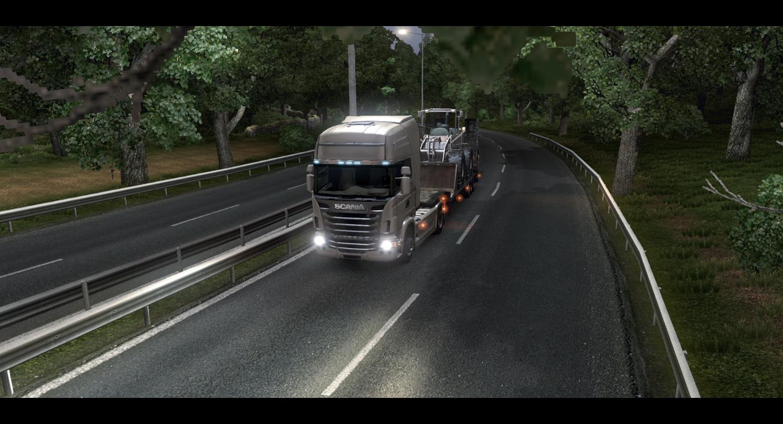 Gameplay záběry z Euro Truck Simulator 2 61617