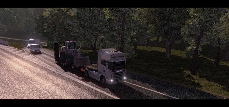 Gameplay záběry z Euro Truck Simulator 2 61618