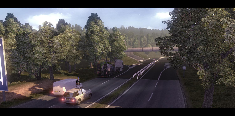 Gameplay záběry z Euro Truck Simulator 2 61619