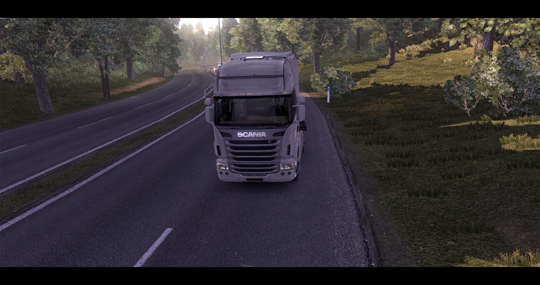 Gameplay záběry z Euro Truck Simulator 2 61621
