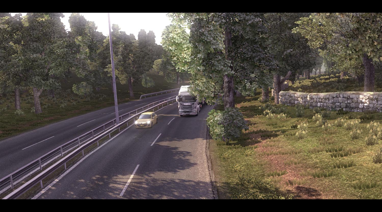 Gameplay záběry z Euro Truck Simulator 2 61622