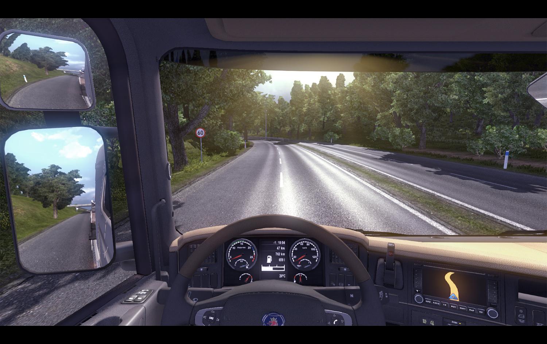 Gameplay záběry z Euro Truck Simulator 2 61623