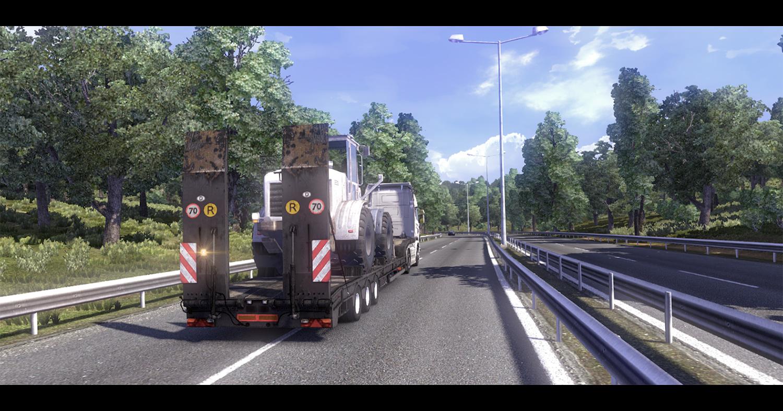 Gameplay záběry z Euro Truck Simulator 2 61625
