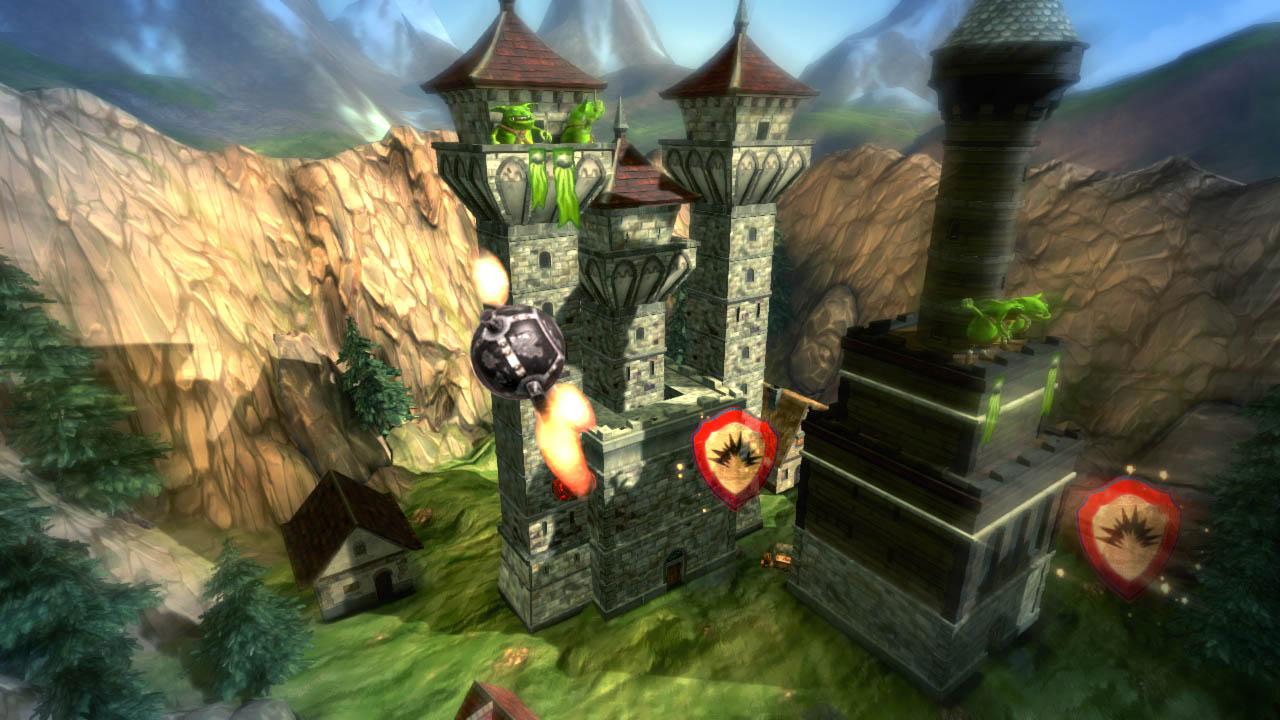 Oznámena arkáda Wreckateer, exkluzivně pro Kinect 61640
