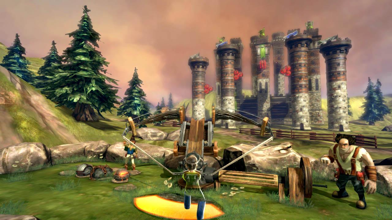Oznámena arkáda Wreckateer, exkluzivně pro Kinect 61641