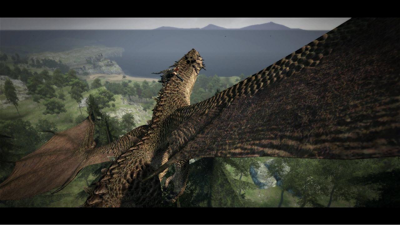 Souboj s drakem z Dragon's Dogma 61662
