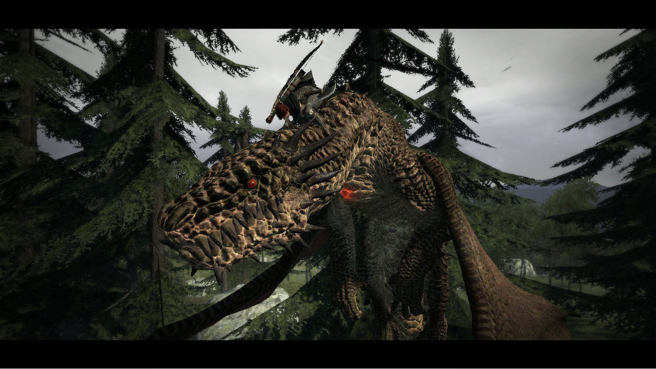 Souboj s drakem z Dragon's Dogma 61663