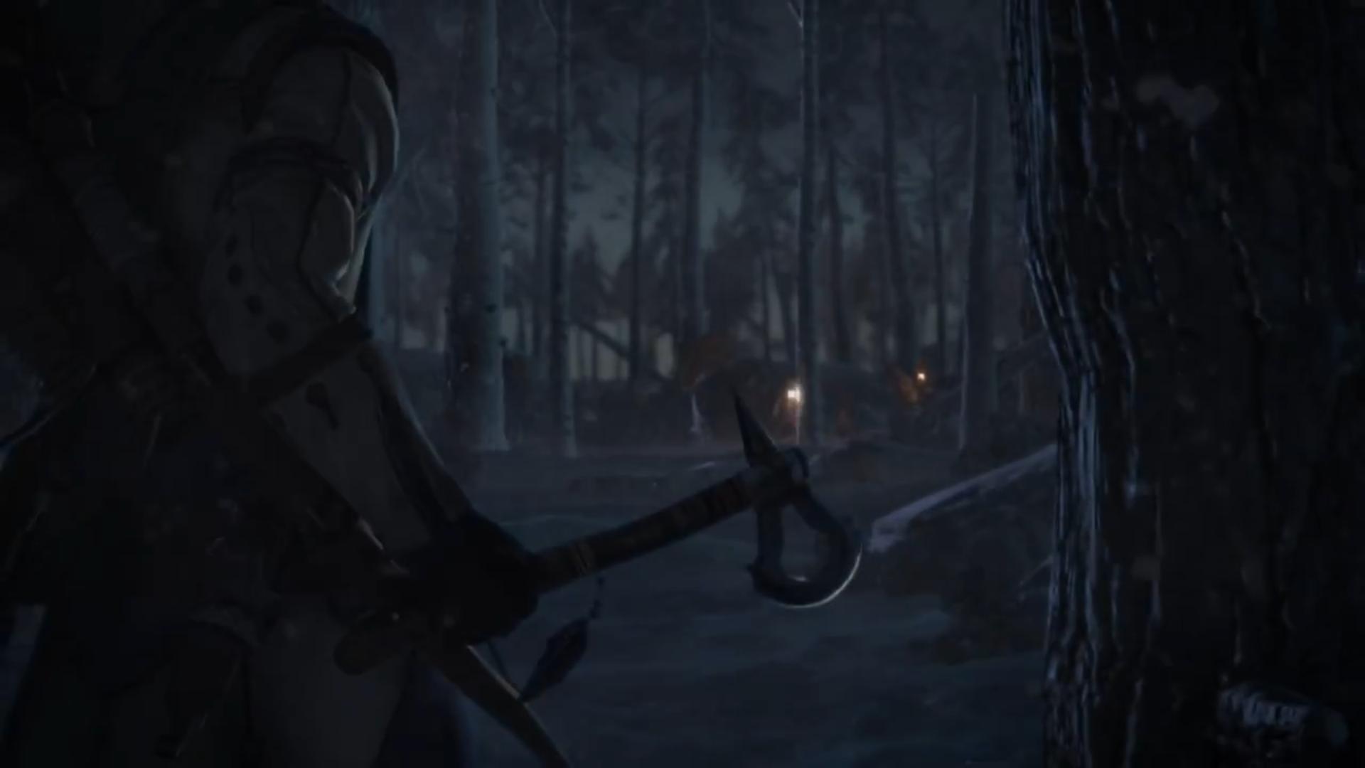 Assassin's Creed 3 - Rozbor prvního traileru 61675