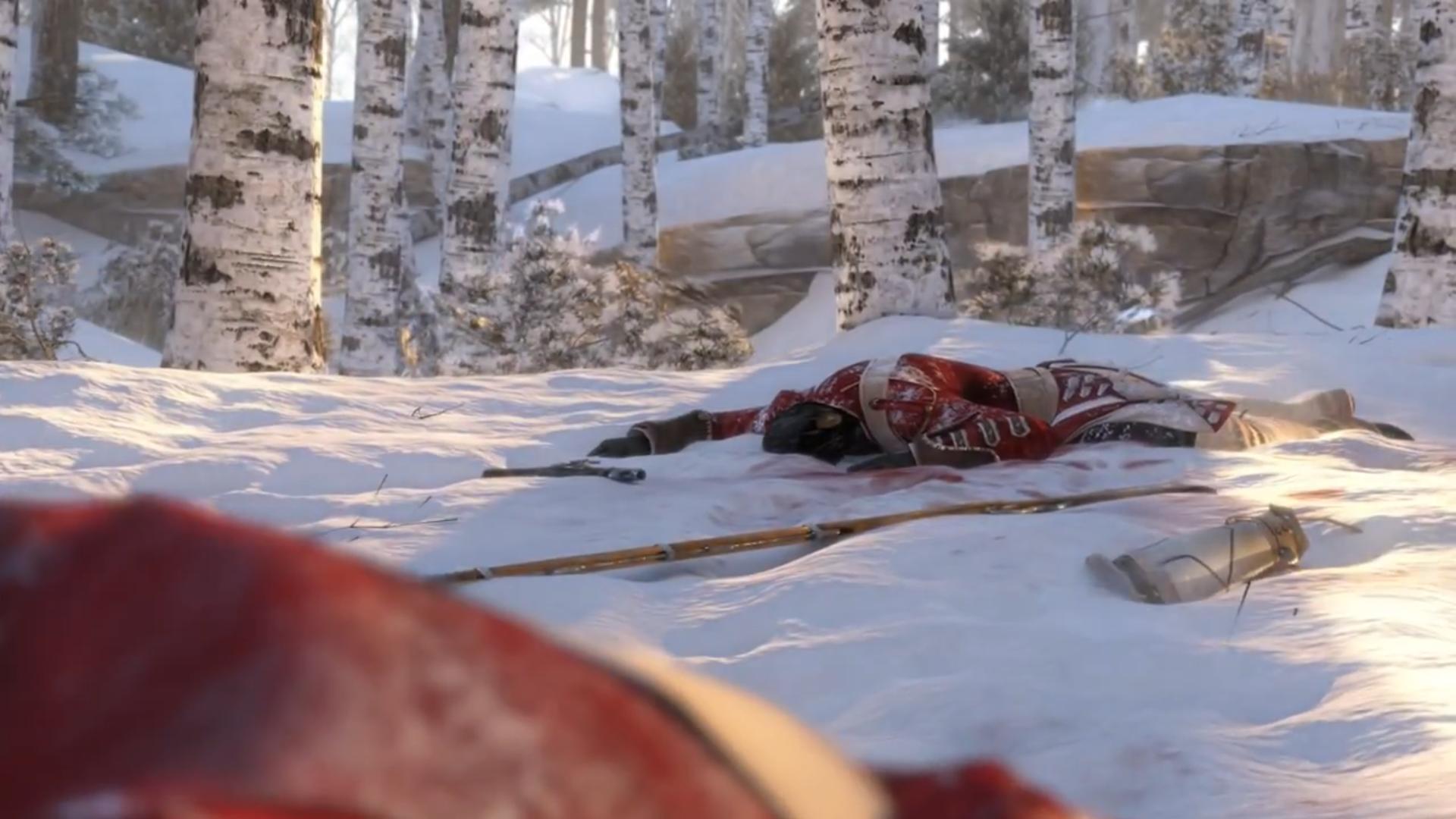 Assassin's Creed 3 - Rozbor prvního traileru 61677