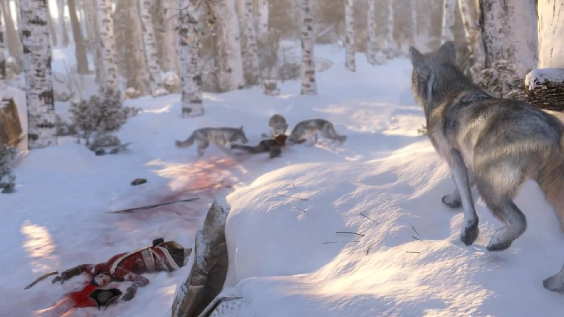 Assassin's Creed 3 - Rozbor prvního traileru 61678