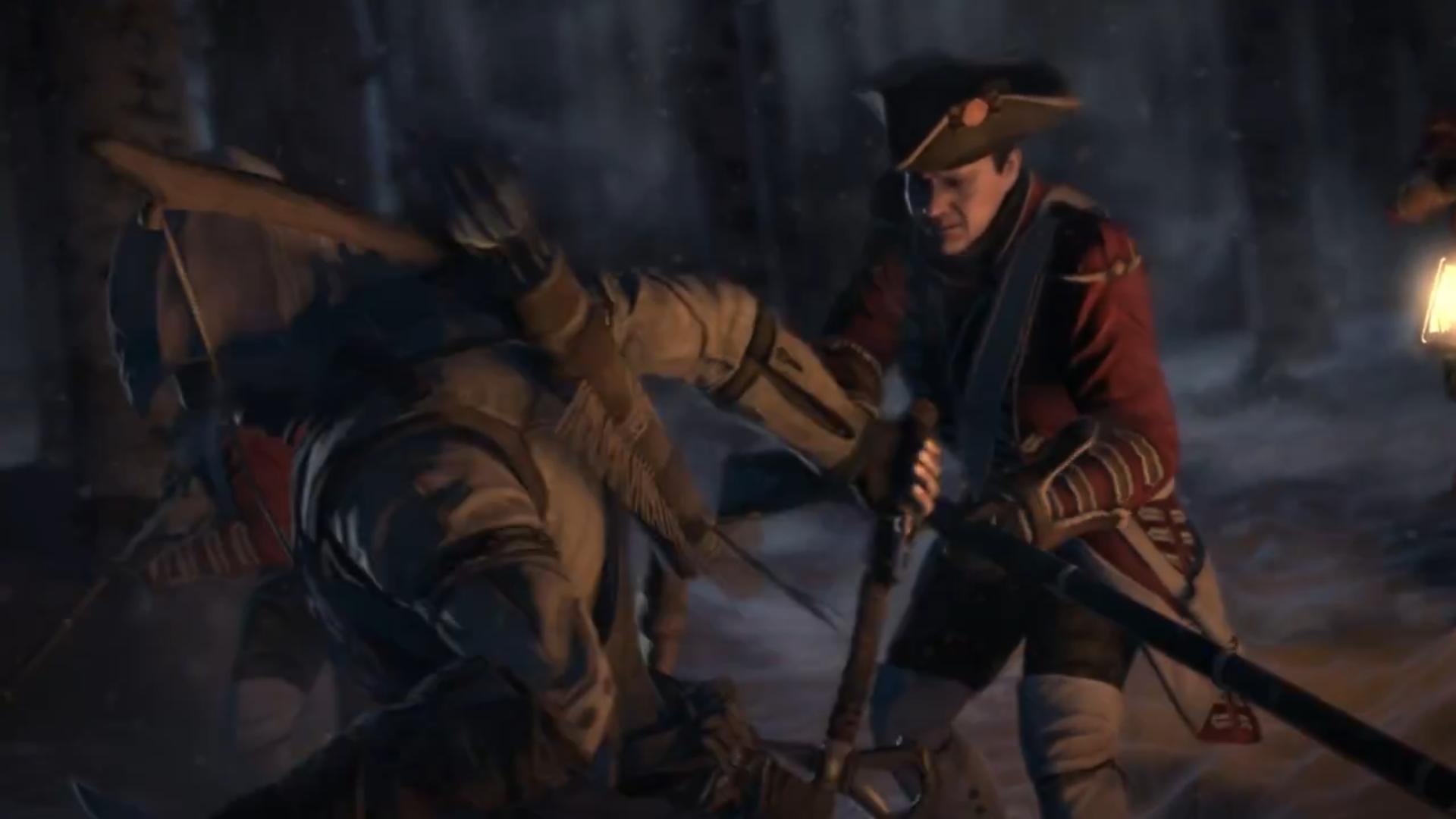 Assassin's Creed 3 - Rozbor prvního traileru 61679