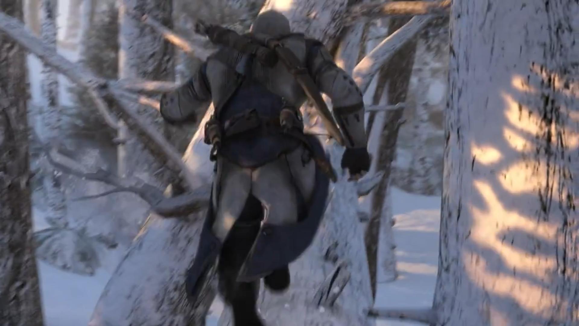 Assassin's Creed 3 - Rozbor prvního traileru 61681