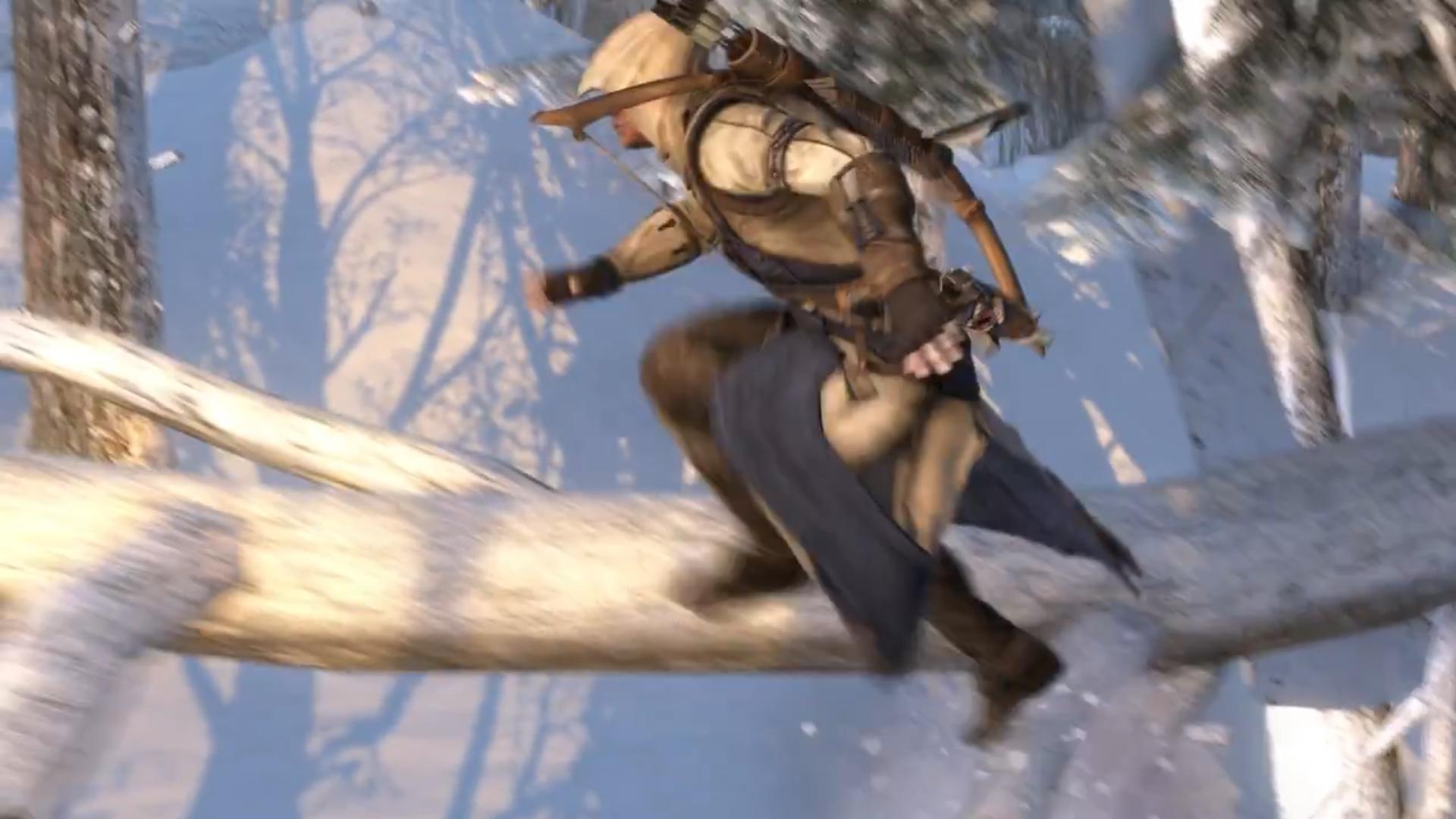 Assassin's Creed 3 - Rozbor prvního traileru 61682