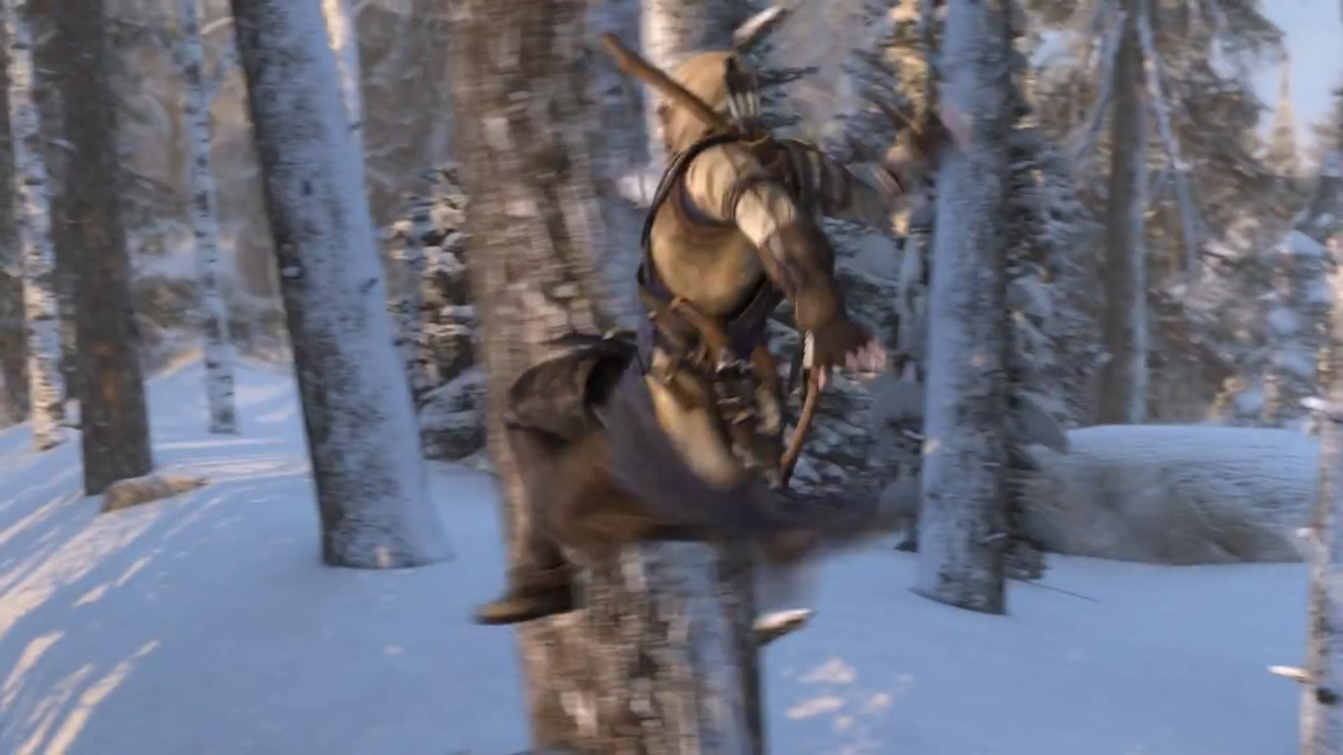 Assassin's Creed 3 - Rozbor prvního traileru 61683