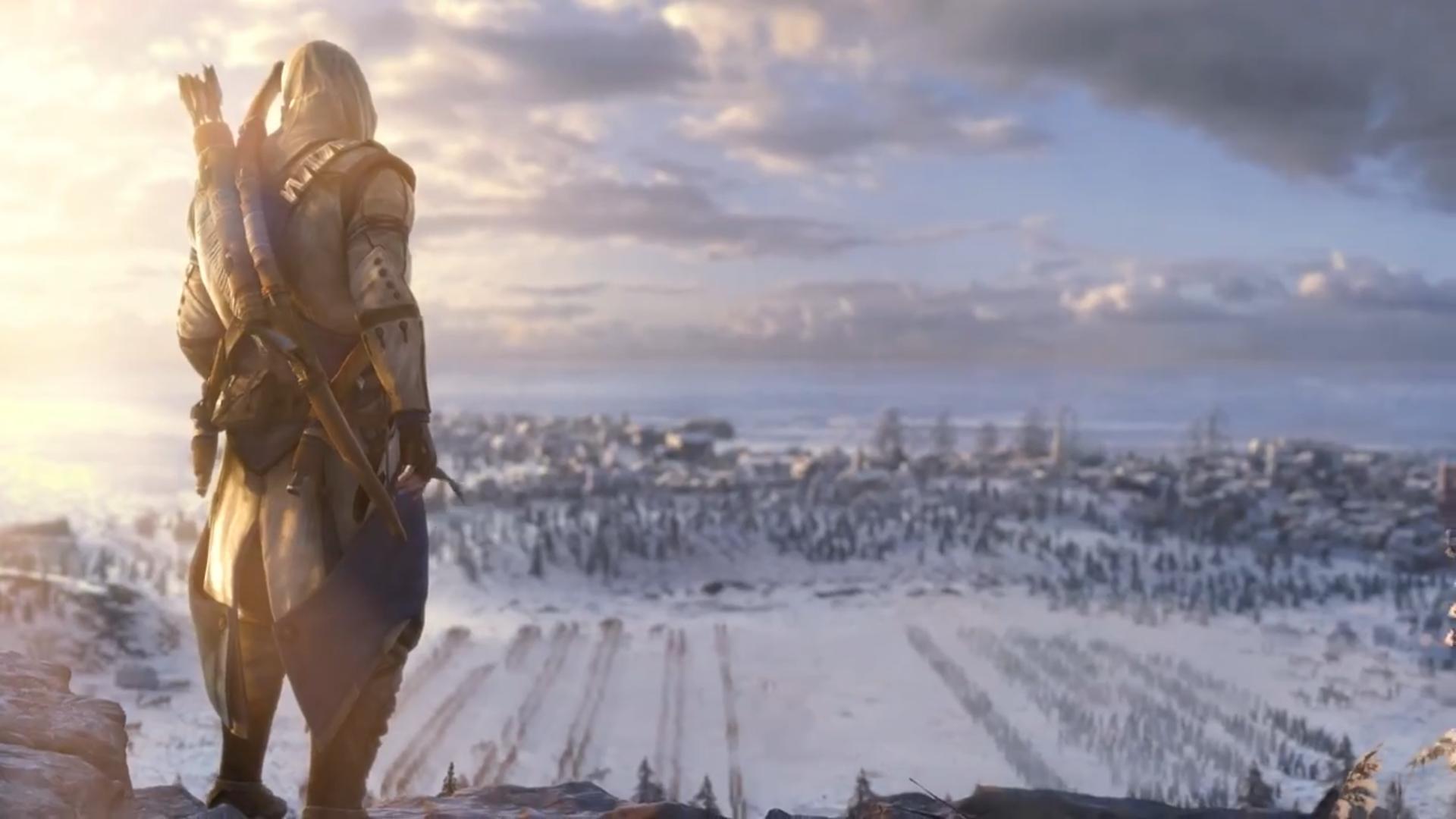 Assassin's Creed 3 - Rozbor prvního traileru 61685