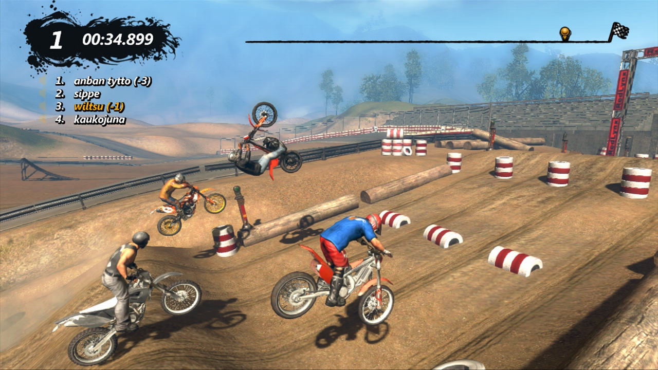 Trials Evolution – fyzikální šílenství 61688