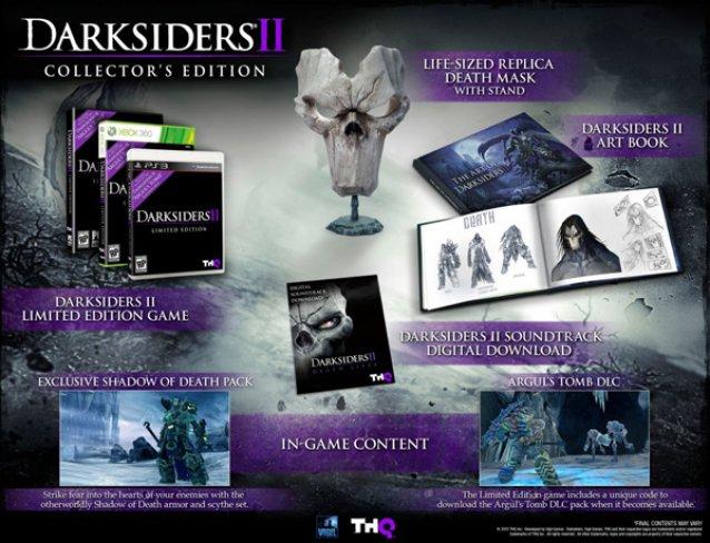 Darksiders 2 ukazuje speciální edice 61707