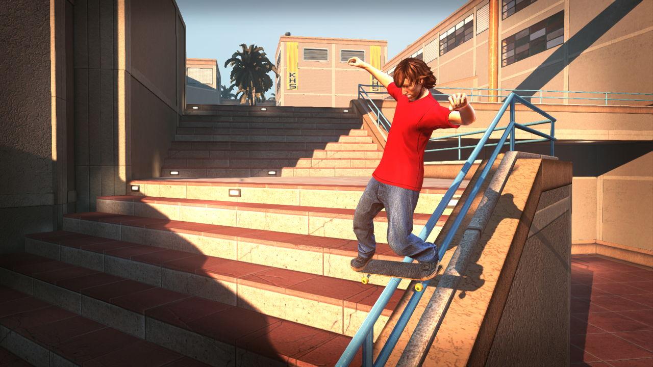 Nové obrázky z Tony Hawk: Pro Skater HD 61711