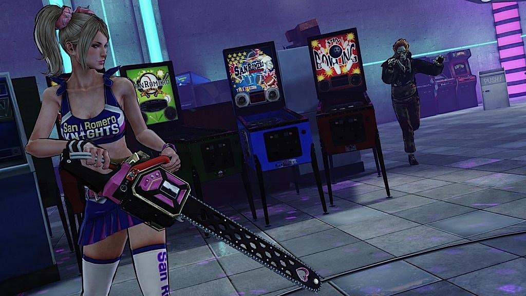 Lollipop Chainsaw stanoveno na červen 61715