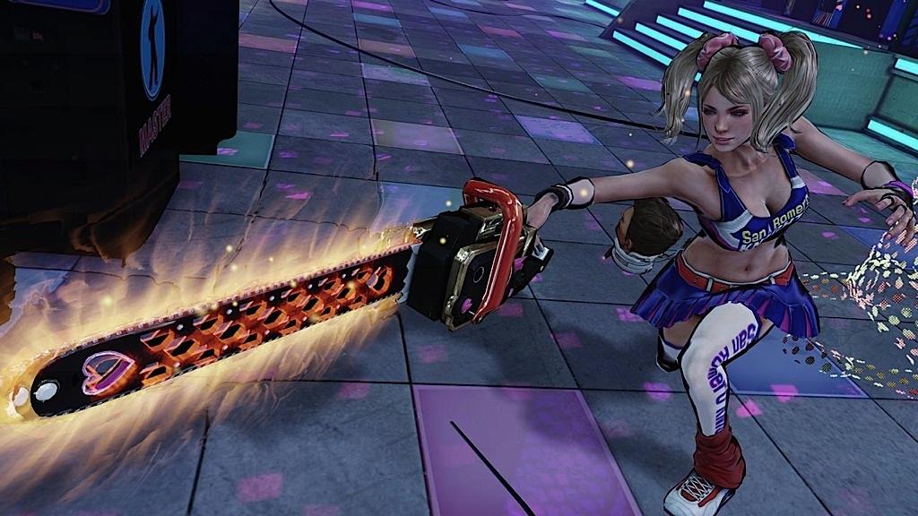 Lollipop Chainsaw stanoveno na červen 61716