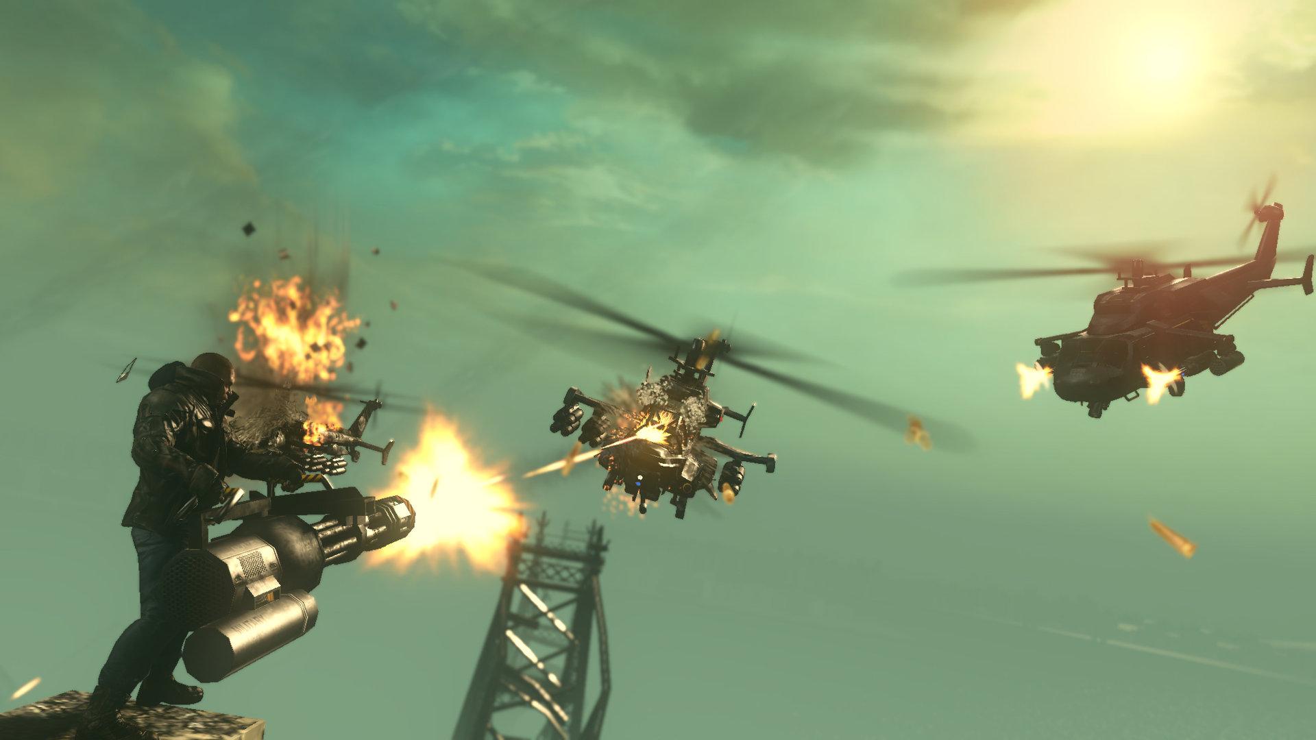 Video: Útok na helikoptéru v Prototype 2 61992