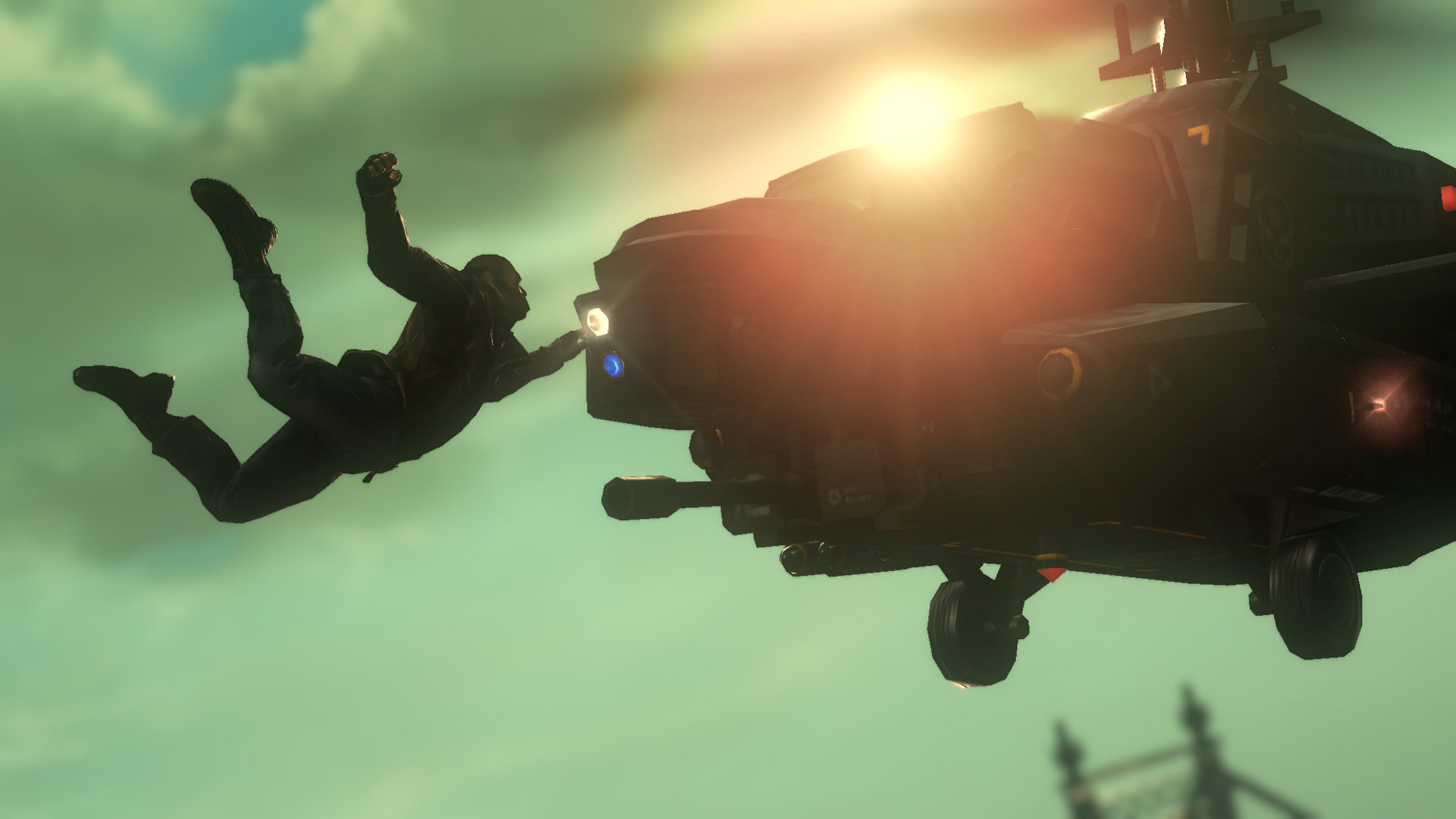 Video: Útok na helikoptéru v Prototype 2 61993