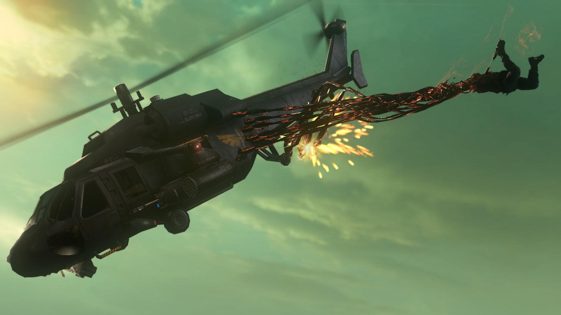 Video: Útok na helikoptéru v Prototype 2 61995