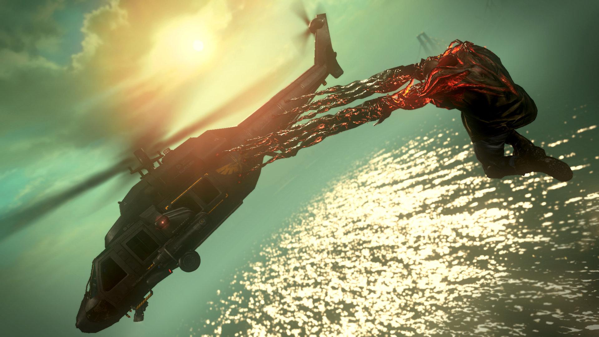 Video: Útok na helikoptéru v Prototype 2 61996