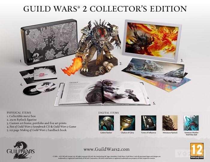 Guild Wars 2 nabídne sběratelku 62073