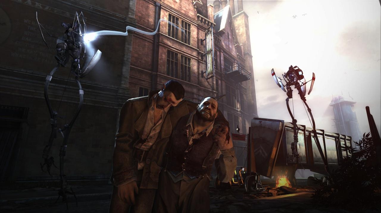 Nové obrázky z akce Dishonored 62097