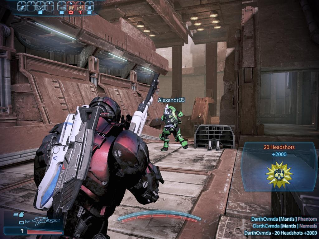 Mass Effect 3 – Čtyři z tanku a bez psa 62139