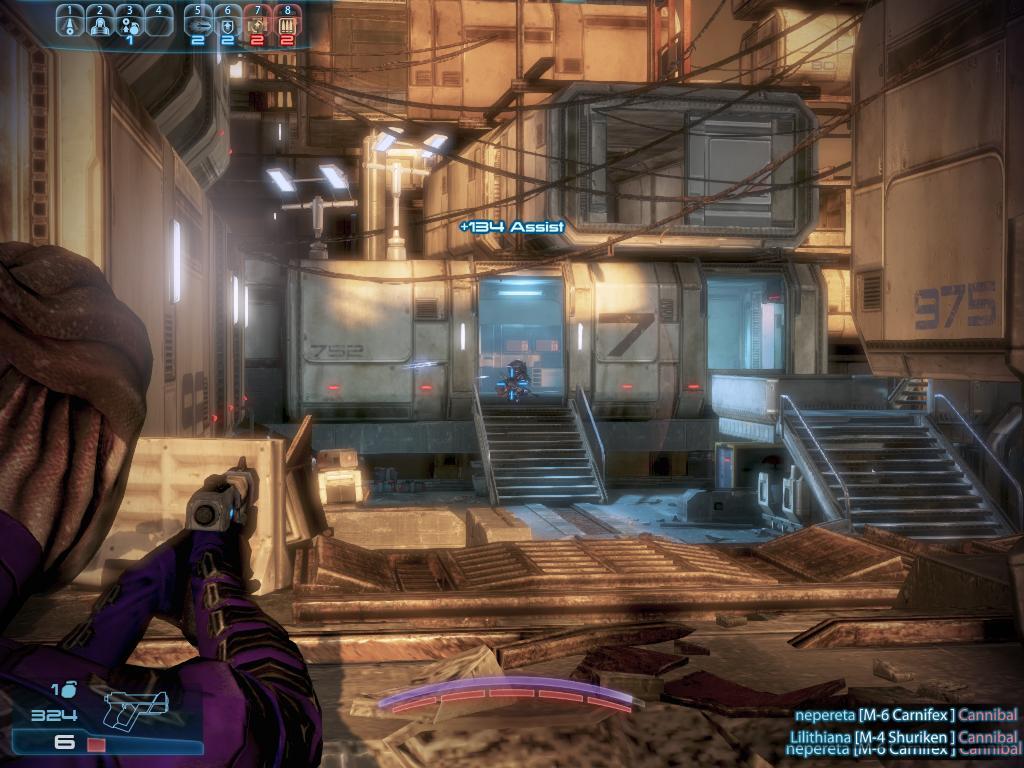 Mass Effect 3 – Čtyři z tanku a bez psa 62140