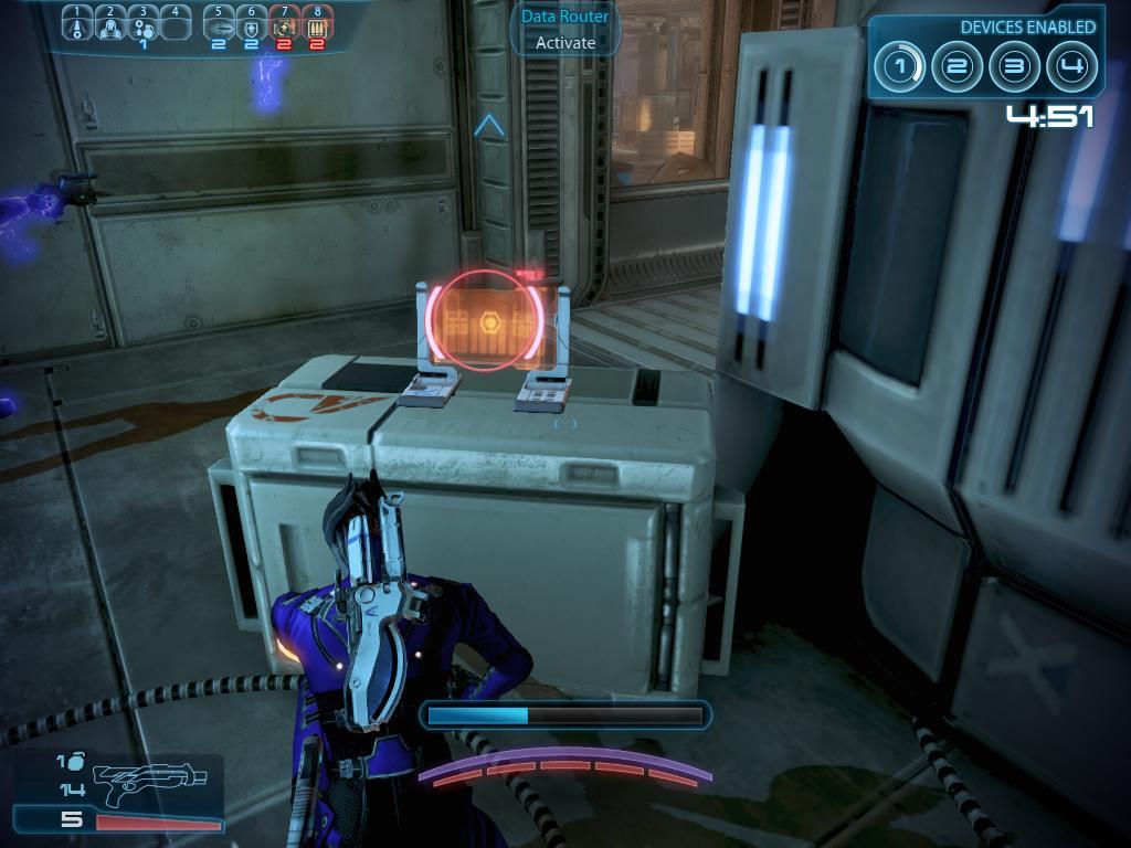 Mass Effect 3 – Čtyři z tanku a bez psa 62141