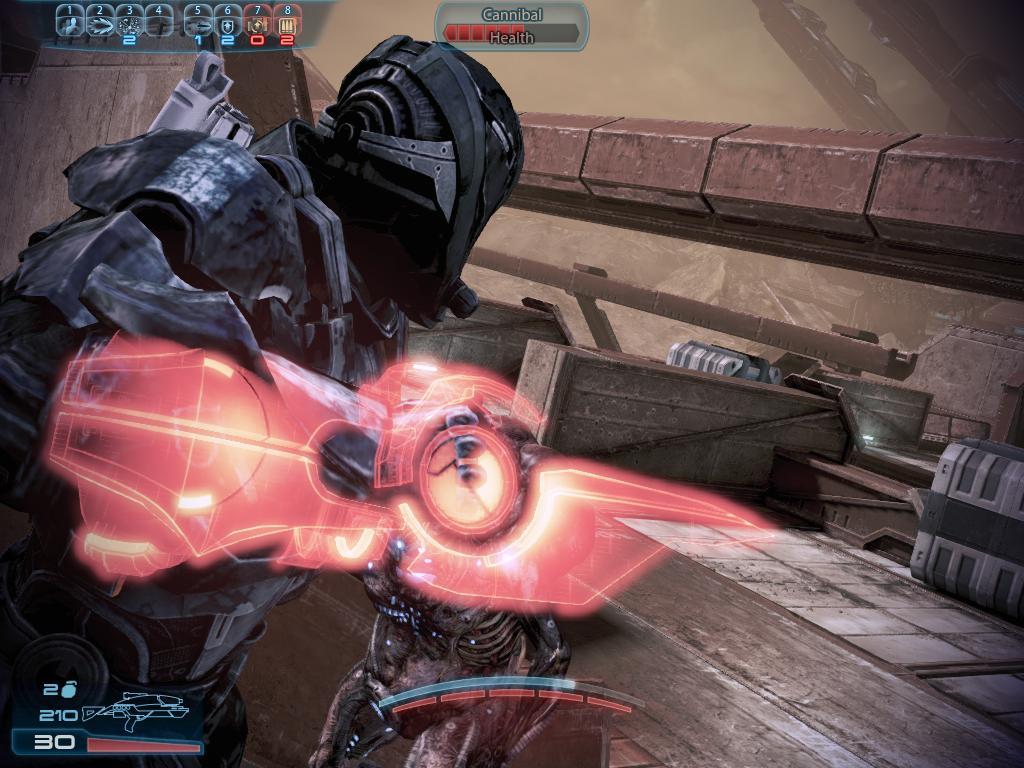 Mass Effect 3 – Čtyři z tanku a bez psa 62142