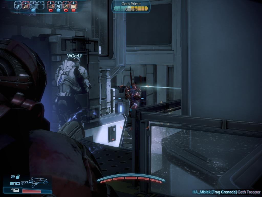 Mass Effect 3 – Čtyři z tanku a bez psa 62143