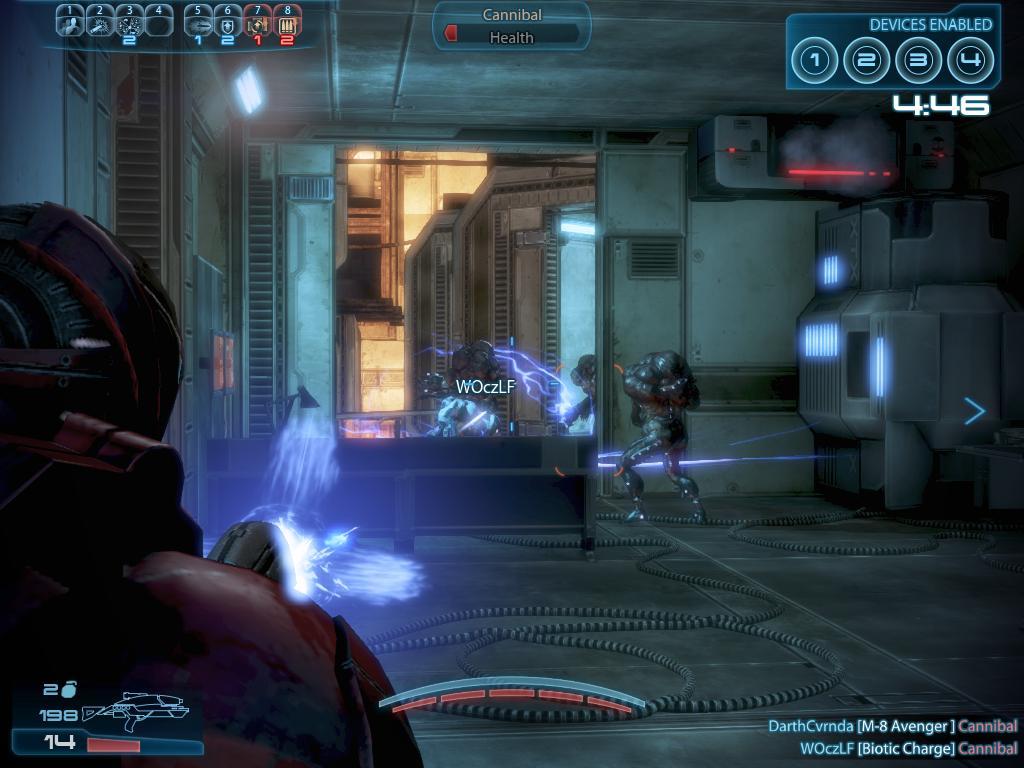 Mass Effect 3 – Čtyři z tanku a bez psa 62144