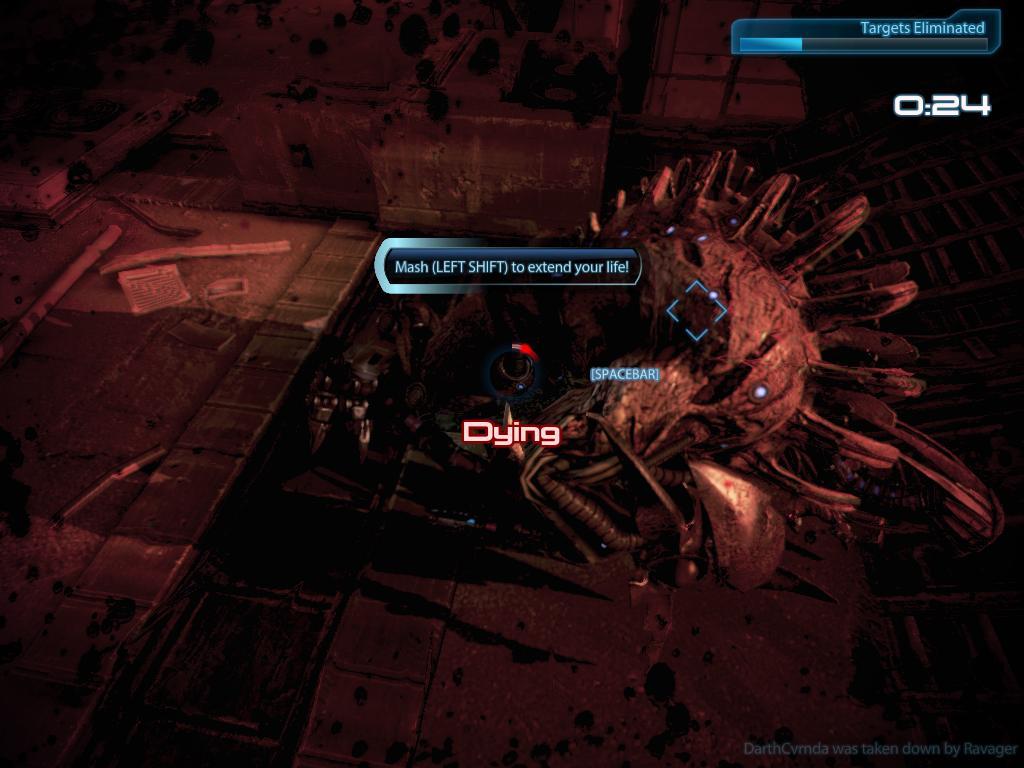 Mass Effect 3 – Čtyři z tanku a bez psa 62146