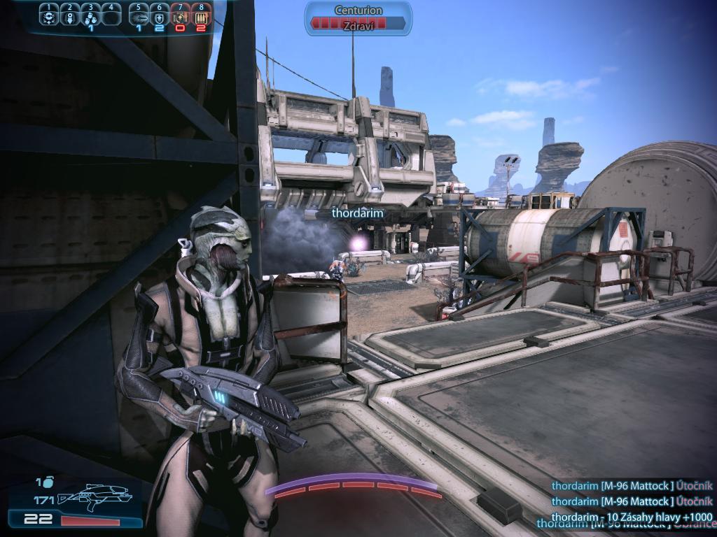 Mass Effect 3 – Čtyři z tanku a bez psa 62147