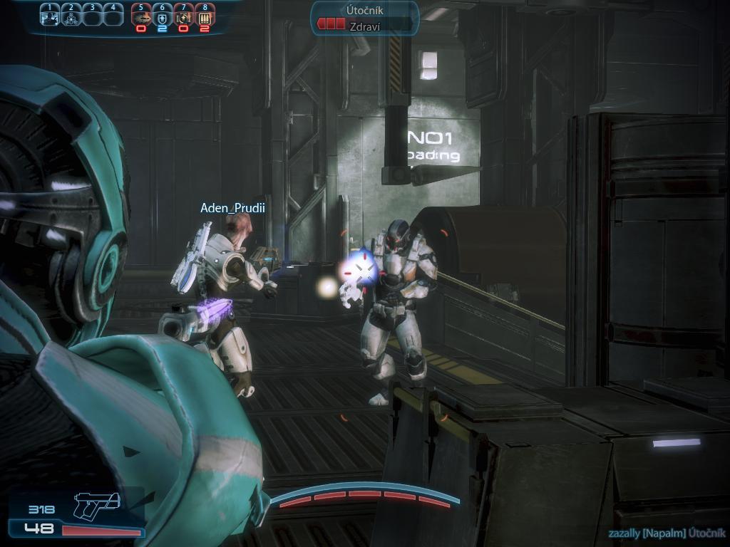 Mass Effect 3 – Čtyři z tanku a bez psa 62148